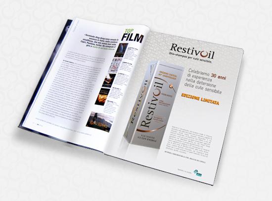 RestivOil – 30th anniversary