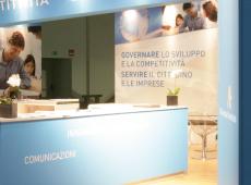 Ministero dello sviluppo economico – COMPA stand