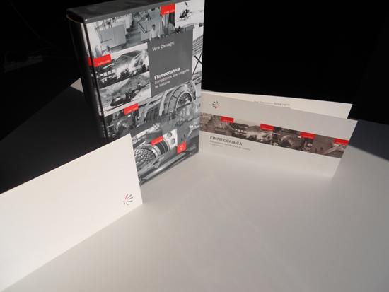 Finmeccanica prints