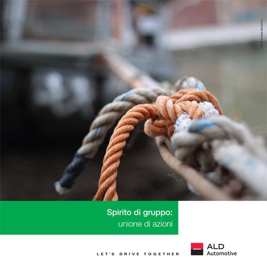 ALD Automotive – Internal campaign